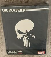 """Mezco ONE:12 COLLECTIVE Netflix Punisher 6"""" Figure Brand New In Stock Hand New"""