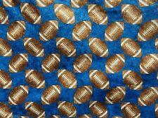 WtW Fabric Football Sport Game Stonehenge Kids Touchdown 20311 BTY Quilt