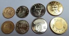 China Taiwan 1+5+10+50 YUAN Coins set 4PCS(Year of random)