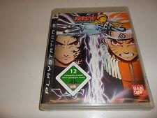 PLAYSTATION 3 PS 3 Naruto: ULTIMATE Ninja Storm