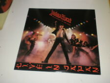 JUDAS PRIEST - Unleashed In The East (Live In Japan) -  LP 1979 COLUMBIA u.s.a.