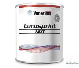 VENEZIANI ANTIVEGETATIVA EUROSPRINT NEXT LT. 0,75  - LONG LIFE A MATRICE DURA