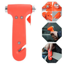 Red Car Auto Emergency Safety Hammer Escape Tool Bus Belt Window Breaker Cutter