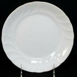 Mikasa WEDDING BAND GOLD 3 Salad Plates + 3 Coupe Soup Bowls L9709 GREAT COND