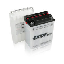 Batterie Moto Exide YB12A-A EB12A-A 12V 12AH 150A 135X80X160MM ACIDE COMPRIS