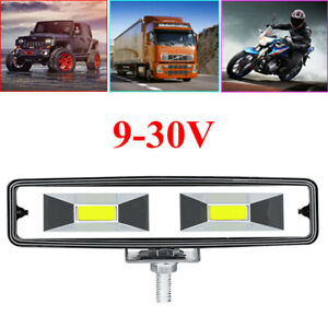 9-30V 48W Car LED Work Light Flood Spot Beam Offroad Boat SUV Driving Fog Lamp