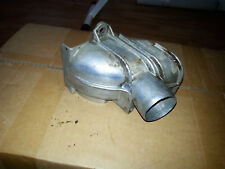 Audi 80 B4 B3 100 A6 C4 Warmluftfangblech Abgaskrümmer 048129597C Luftleitblech