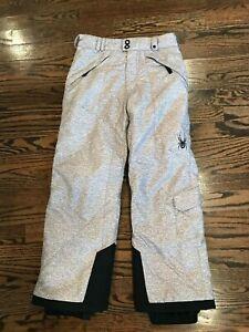 Spyder Kids Action Ski Pant Youth Size 12