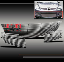 2007-2009 MAZDA CX7 CX-7 GS GT SUV 4-DOOR 2.3L FRONT BUMPER BILLET GRILLE GRILL