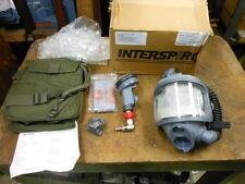 Interspiro SCBA Mask Kit CW 96038-01 $900 retail NEW