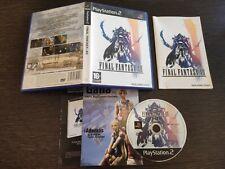 Final Fantasy XII 12  Playstation 2 Sony Ps2 Pal España