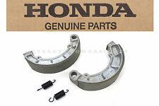 Genuine Honda Rear Brake Shoes Many 76-82 CB750 79 CB650 CB OEM (See Notes) #X52