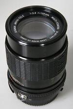 Sigma Mini Tele 135mm f3.5 lens  Nikon AI Manual Focus Mount
