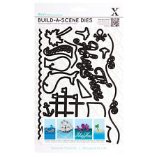 16 pc Ahoy There Nautical build a scene die Boat Ship Use Xcut Sizzix Big Shot