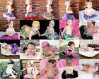 OPTIONAL Animal Print Newborn Baby Pettiskirt Skirt Petti Tutu Dress Girl NB-12m