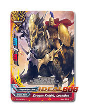 Buddyfight x 4 Dragon Knight, Leonidas - BT01/0078EN (C) Common Mint Future Card