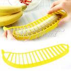 Banana Slicer Chopper Cutter for Fruit Salad Sundaes Cereal Kitchen Tools MI