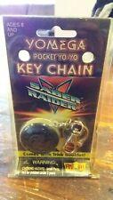 Yomega Saber Raider Pocket Yo-Yo Key Chain Brand New Unopened - 1999