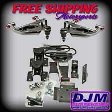 DJM Suspension Silverado Sierra 3/5 Lowering Drop Control Arm Flip Kit Crew Cab