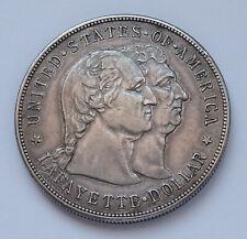 1900 LAFAYETTE COMMEMORATIVE SILVER DOLLAR ~ EXTRA FINE CONDITION