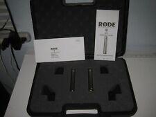 RODE NT5 Stucio Condenser Microphones Pair with Hard Case