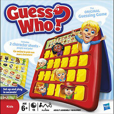Guess Who - The Original Guessing Game - New