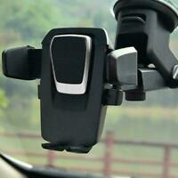 Hot! 360°Mount Holder Car Windshield Stand For Universal GPS Cell Mobile S0P2