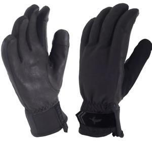 Mens Sealskinz all season waterproof gloves  7