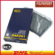 SCT Innenraumfilter Aktivkohle Renault Trafic , Opel Vivaro , Nissan Primastar