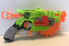 Nerf Zombie Strike Crosscut Blaster Working Hasbro