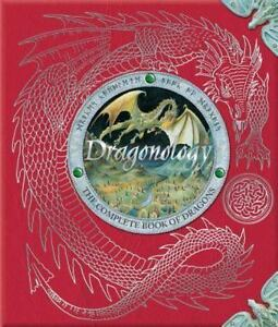 Dragonology: The Complete Book of Dragons (Ologies) - Hardcover - GOOD