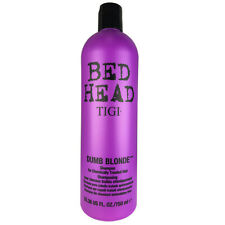 TIGI Bed Head Dumb Blond Shampoo For Chemically Treated Hair 25.36 oz