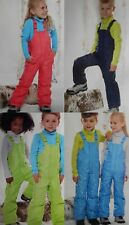 IMPIDIMPI Kleinkinder Schneehose Kinder Skihose TECHTEX Bionic Finish ECO 4 Farb