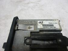 FORD SUPER DUTY TRAILER BRAKE CONTROLLER CONTROL 7C34-2C006-AF 08-10