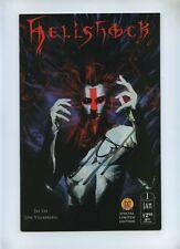 Hellshock 1 - Image 1997 - VFN+ - Dynamic Forces Alternate Cover Signed Jae Lee