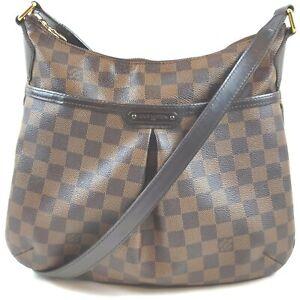 Louis Vuitton Shoulder Bag N42251 Bloomsbury PM Browns Damier 1902740