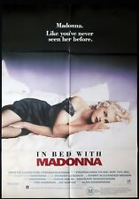 IN BED WITH MADONNA Original One sheet Movie Poster