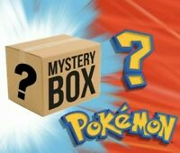 *Pokemon cards mystery packs* All new never played 60 card lot from random packs