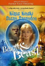 Faerie Tale Theatre: The Beauty and the Beast DVD Region 1 CLR