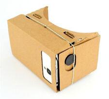 Google Cardboard 3D Virtual Reality Glasses Mobile Phone 3D Viewer Glasses