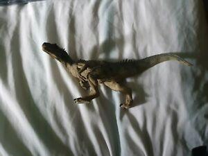 Papo Allosaurus dinosaur green