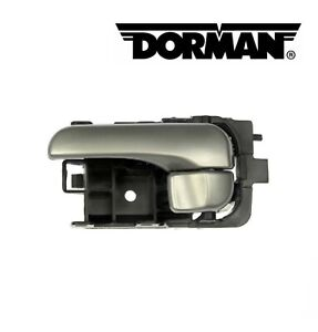 1PCS DORMAN Front or Rear Left Inside Door Handle Fit 2004-2006 Nissan Sentra
