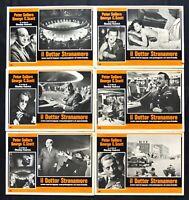 Fotobusta El Dottor Strangelove 1964 Peter Sellers Kubrick Dr. Strangelove R57