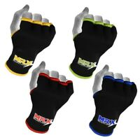 MMA Boxing Gloves Inner Hand Fist Muay Thai Protective Hand Wraps Pair Unisex