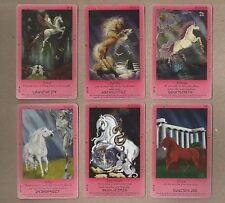 Bella Sara Ancient Lights COMPLETE 17 foil / shiny set plus 28 common card set