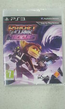 Ratchet and Clank Nexus PS3 Brand New and Sealed