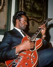 "Chuck Berry 10"" x 8"" Photograph no 7"
