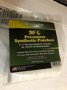 Remington MZL Premium Synthetic Patches 16372SKU# 16372