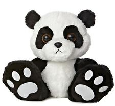 Teddy Bear panda plush soft Cuddly cute gift toy durable baby black white new