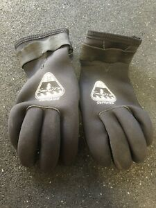 Scuba Max 3.0mm Supratex Dive Gloves - Size L